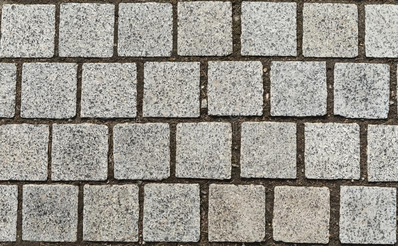 Gray cobbles textured background stock photos