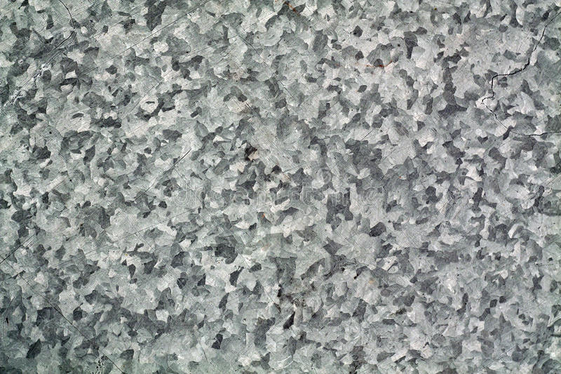 Gray color scratched metal panel. stock photos