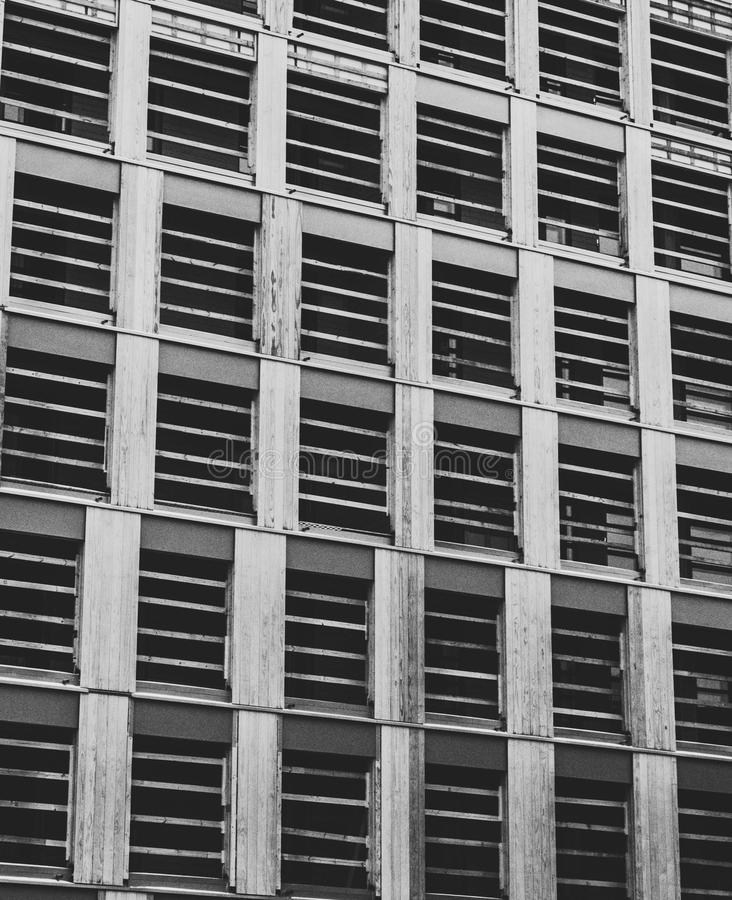 Gray Concrete Building stock images