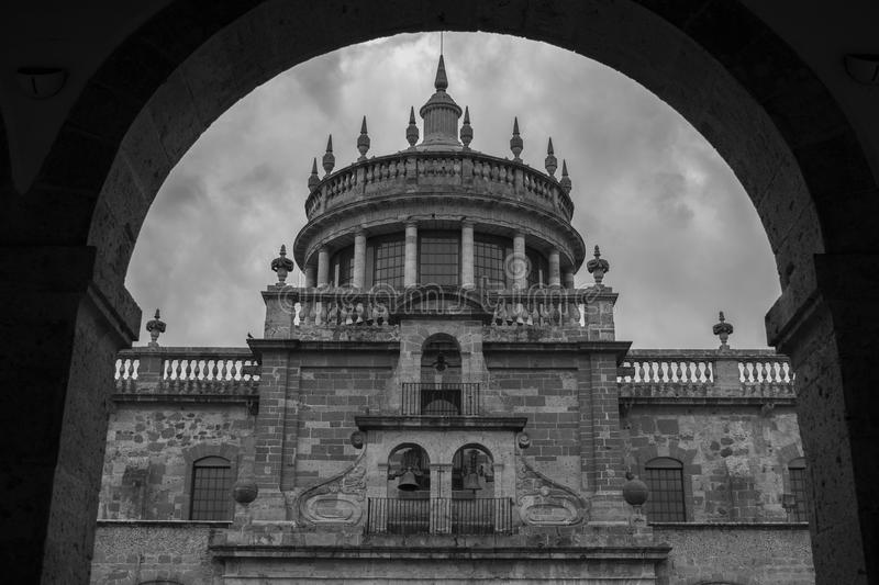 Gray Concrete Cathedral Free Public Domain Cc0 Image
