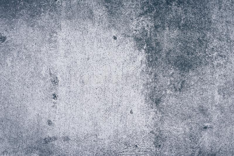 Gray concrete wall. Abstract grunge monochrome background. Vintage paper texture. Natural stonewall surface. Retro style. royalty free stock photography