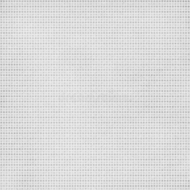 Gray Doted Background Royalty Free Stock Images