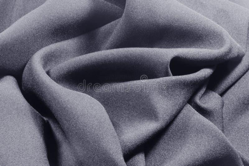 Gray fabric royalty free stock photos