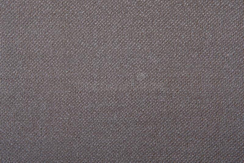Gray Fabric Texture fotografie stock