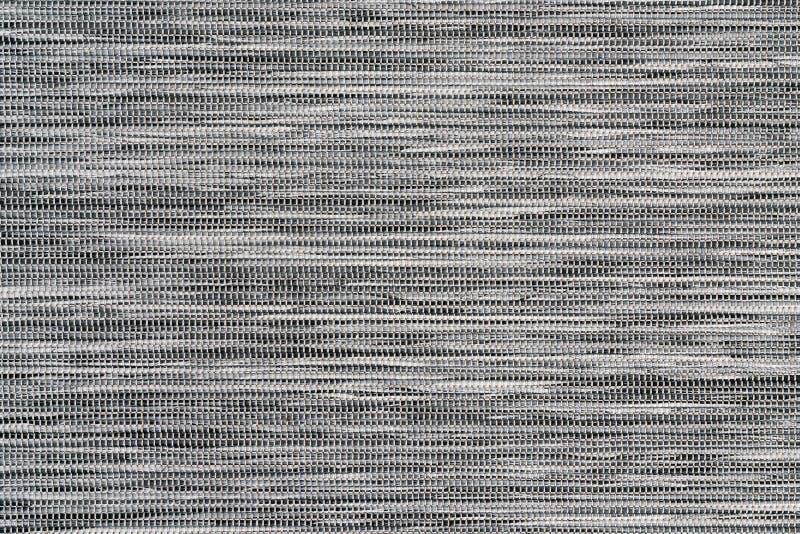 Gray Fabric Texture, avec les traits horizontaux sur le sofa image libre de droits