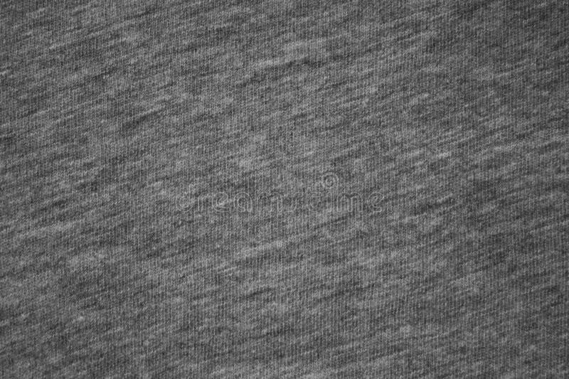 Gray texture on the fabric stock photo