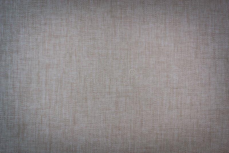 Gray fabric texture. stock photo