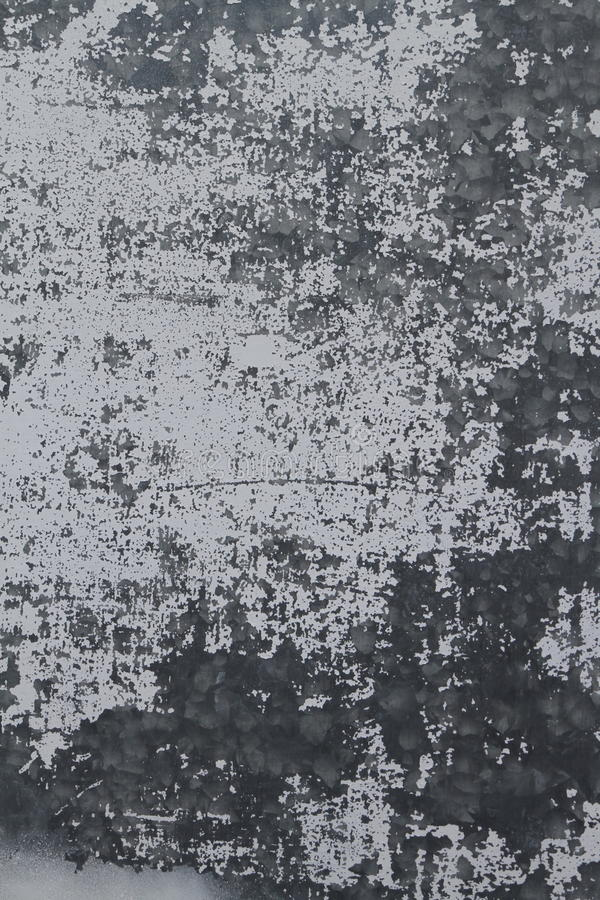 Gray Flaking Paint Grunge Texture foto de stock royalty free