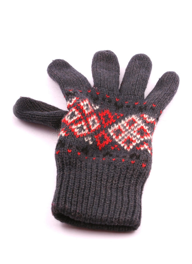 Free Gray Glove Royalty Free Stock Images - 12056999