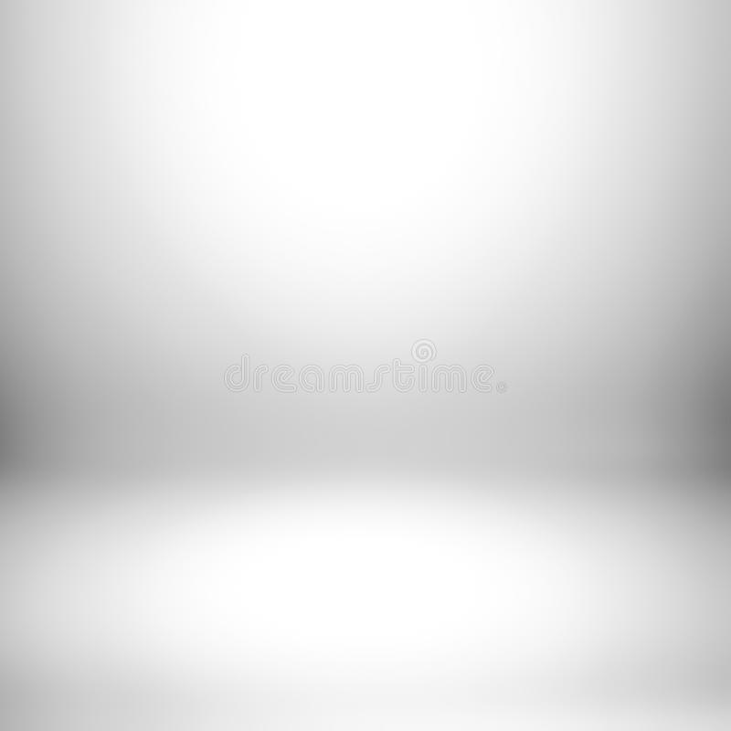 Gray gradient abstract background vector illustration
