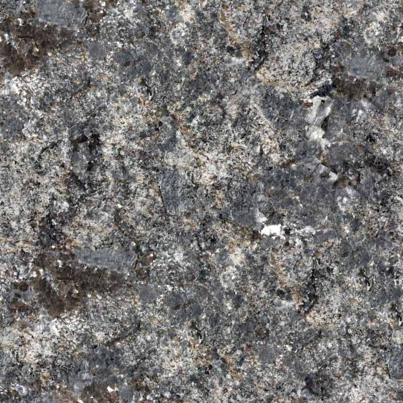 Gray granite natural pattern for background. Seamless square texture, tile ready. High resolution photo royalty free stock image