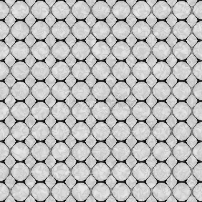 Gray honeycomb abstract geometric seamless textured pattern background. Gray honeycomb abstract geometric seamless and repeat textured pattern background stock photography
