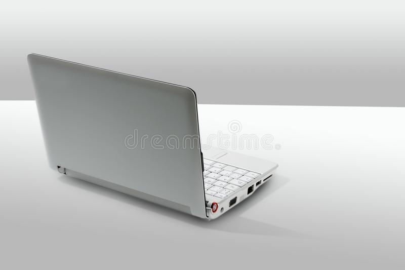 Download Gray Laptop Close Up Still With Copy Space Stock Images - Image: 10028884