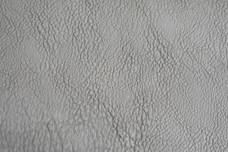 Gray Leather Texture Wallpaper foto de archivo libre de regalías