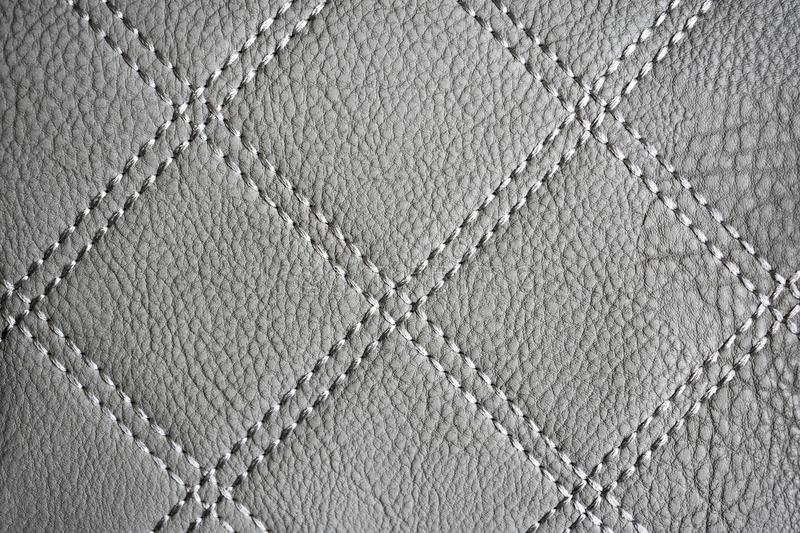 Gray Leather Texture Wallpaper fotos de archivo libres de regalías