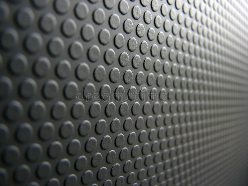 Gray linear pattern of circles royalty free stock photos