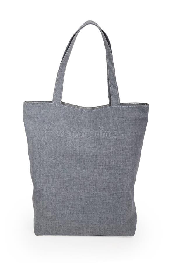 Free Gray Linen Bag Stock Photography - 43038132