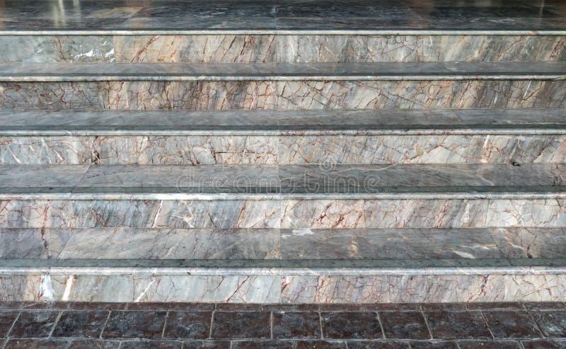 gray marmurowy schody obrazy stock