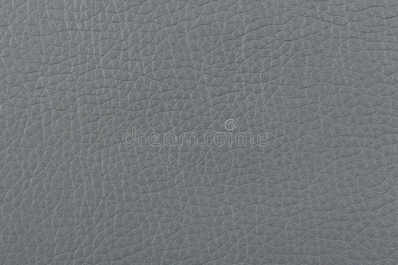 Gray Matte Patterned Faux Leather Texture Stock Image ...