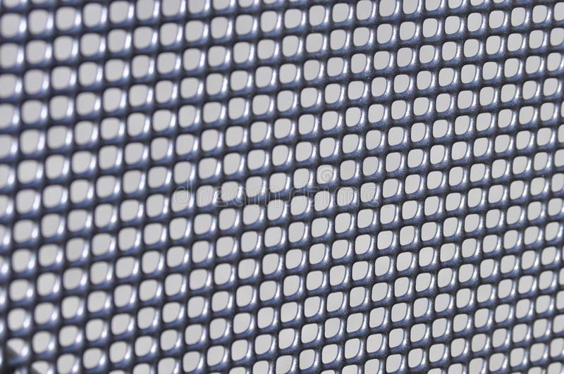 Download The gray metal mesh stock photo. Image of iron, metal - 25317536
