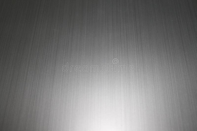 Gray metal surface royalty free stock images