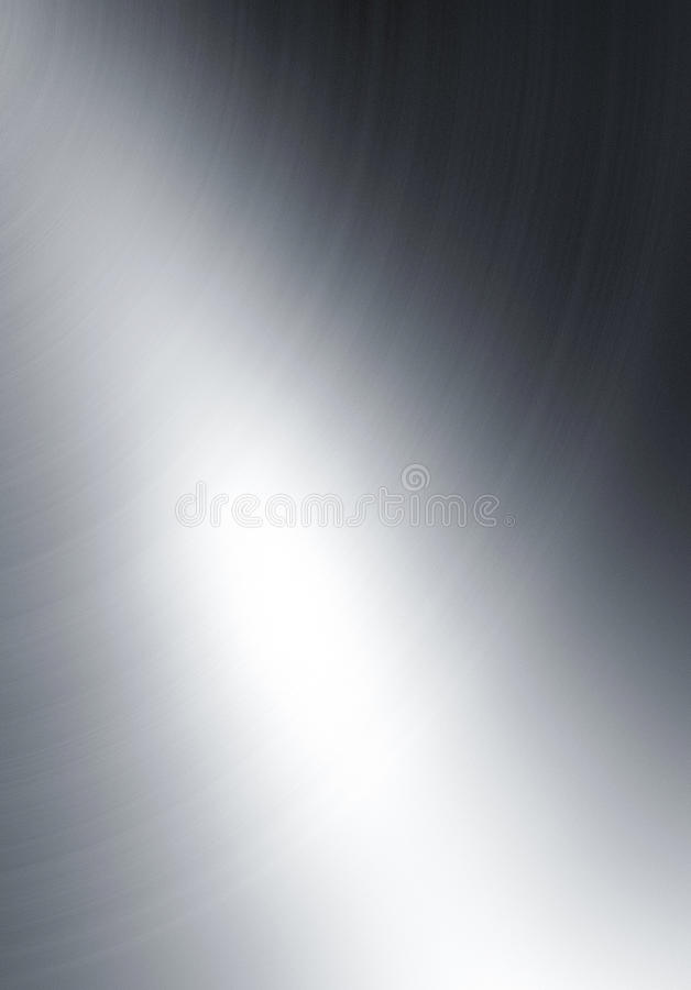 Gray metallic background. An image of a gray metallic background