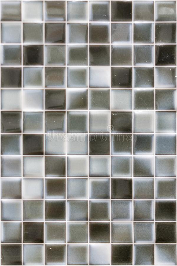 Gray mosaic background. Silver Sequins Seamless Background. abstract seamless mosaic background. vertical photo.  stock images