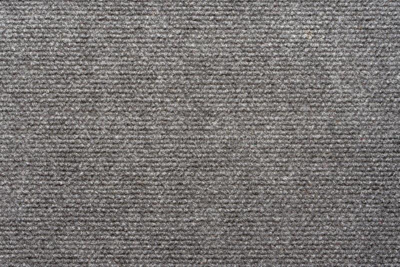 Gray Nylon Carpet Texture stock photography