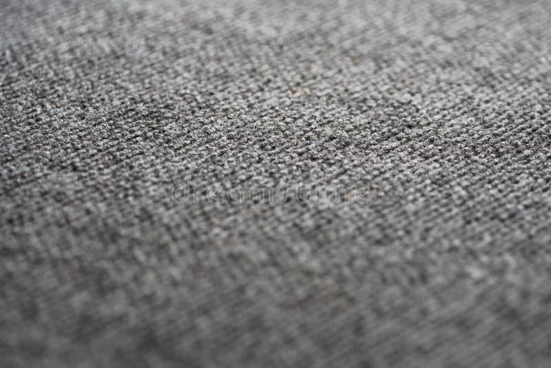Gray Nylon Carpet Texture stock image