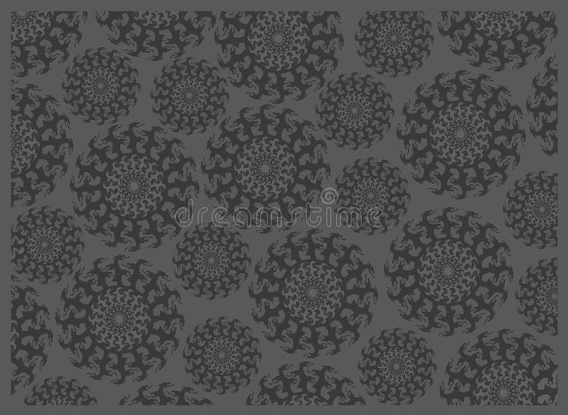 Download Gray ornament background stock photo. Image of abstract - 21081588