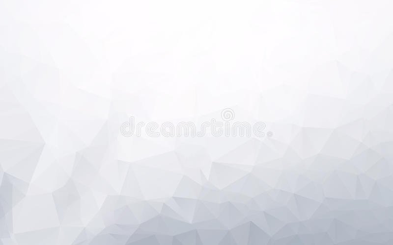 Gray Polygonal Mosaic Background royalty free stock images