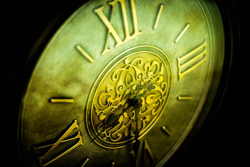 Gray Roman Numeral Clock Free Public Domain Cc0 Image