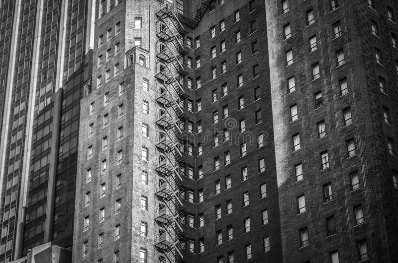 Gray Scale Photograph Of Low Angle High Rise Building Free Public Domain Cc0 Image