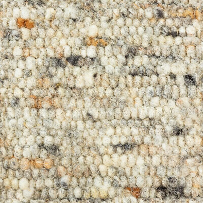 Gray seamless rug texture stock photos