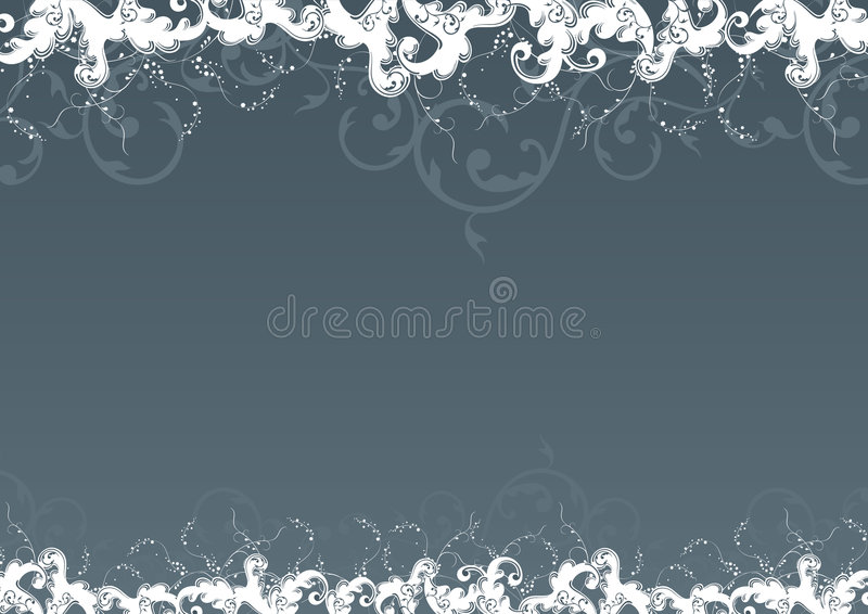 Gray_shapes royalty illustrazione gratis