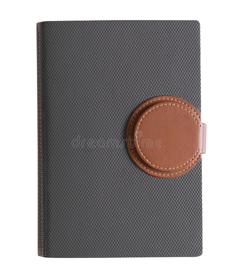 Gray sketch book royalty free stock photos