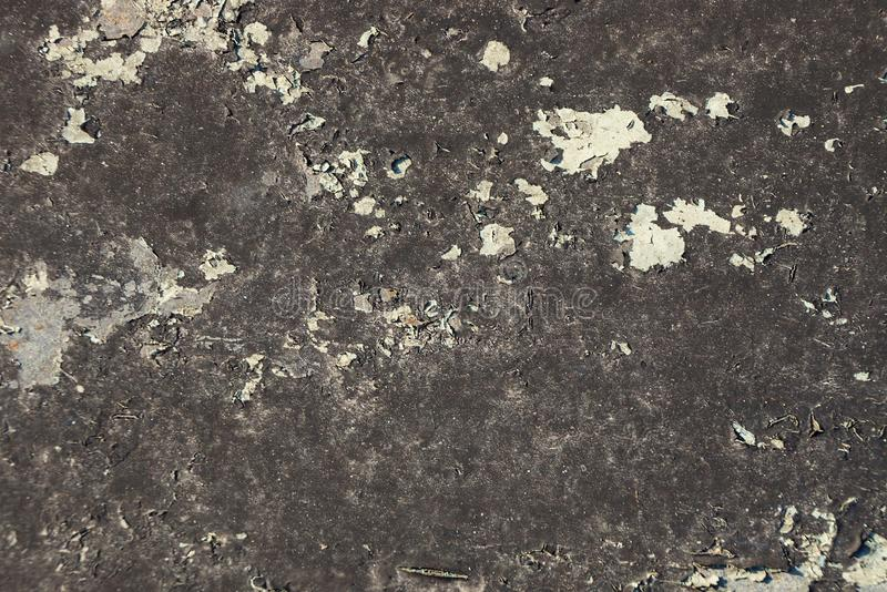 Gray stone background from rubbed concrete wall stock photography