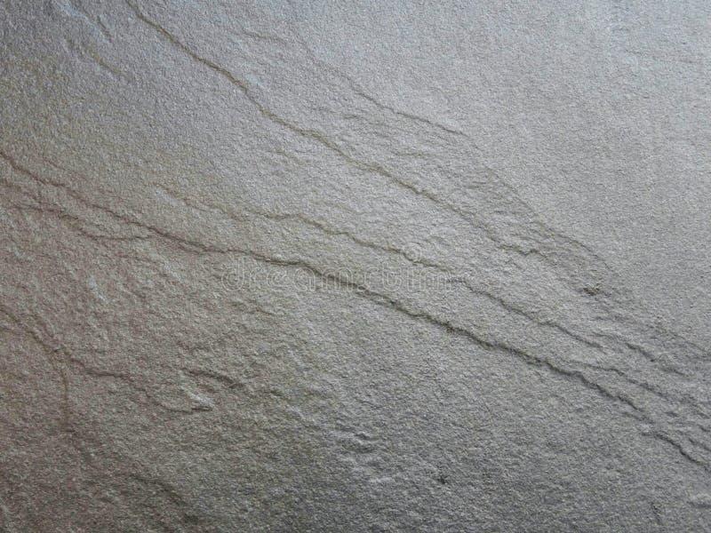Gray Stone Slate Pattern Background imagem de stock royalty free