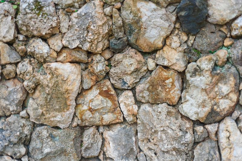 Gray stone texture granite background, closeup top view. Gray stone texture granite background, closeup view royalty free stock photo