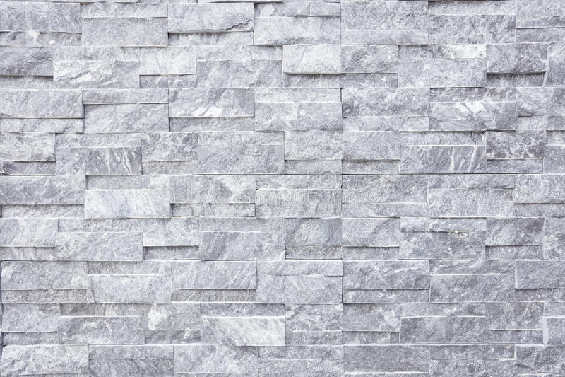 Gray Stone Wall Texture immagine stock