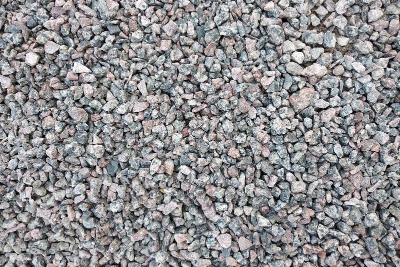 Gray stones pattern for usage as background.  royalty free stock image