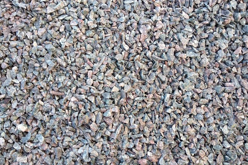 Gray stones pattern for usage as background.  royalty free stock photos