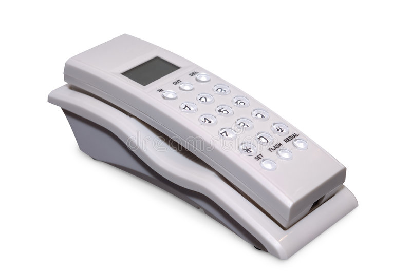 Download Gray Telephone Royalty Free Stock Photo - Image: 1702735