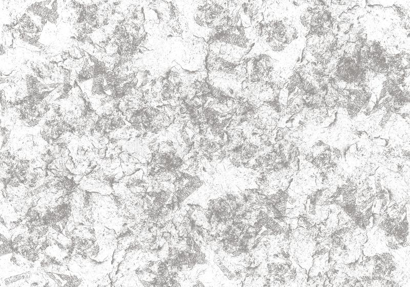 Gritty Grunge Gray Texture Background Abstract on White stock photography