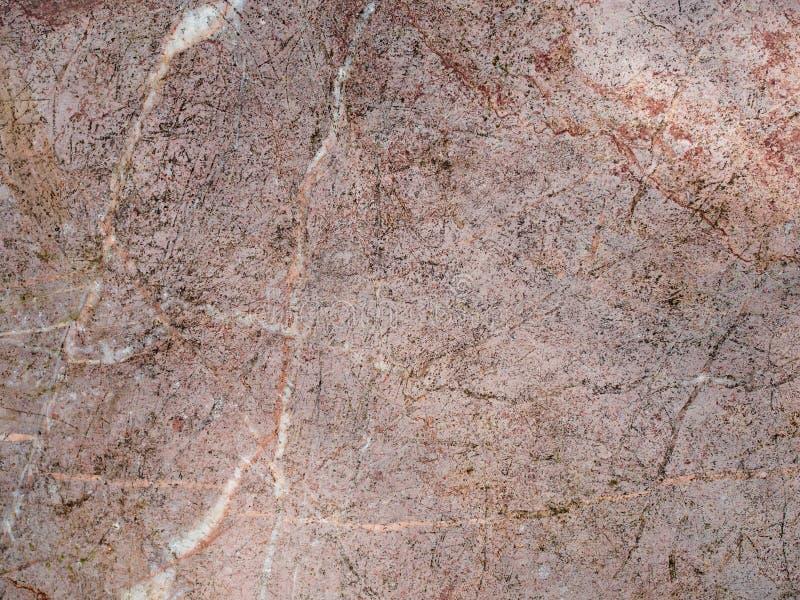 Gray travertine stone surface. stock image