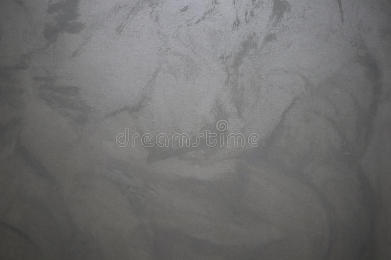 Gray wall background. Sheet metal silver solid background. Designed grunge texture. Wall and floor interior background.  royalty free stock photography
