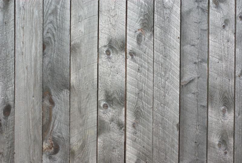 Gray Wood Barn Wall Vertical Cedar Planks Stock Image