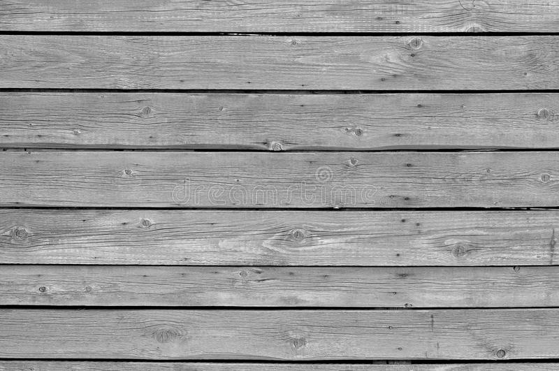 Gray wood surface background royalty free stock photos