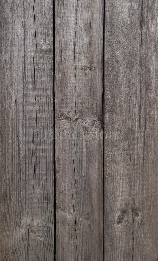 Gray Wooden Boards Background Royalty Free Stock Image