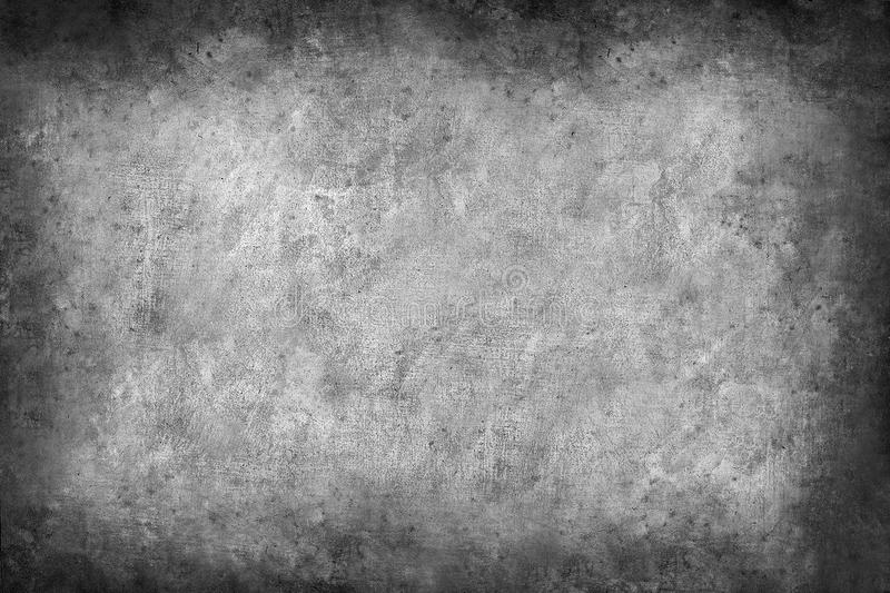 Grayscale old paper texture. Black closeup on old paper texture with age marks royalty free stock photography